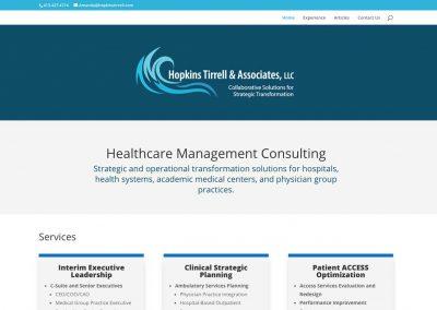 Hopkins Tirrell & Associates Website