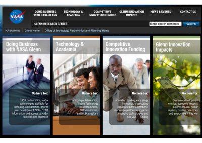 NASA Glenn Web Portal